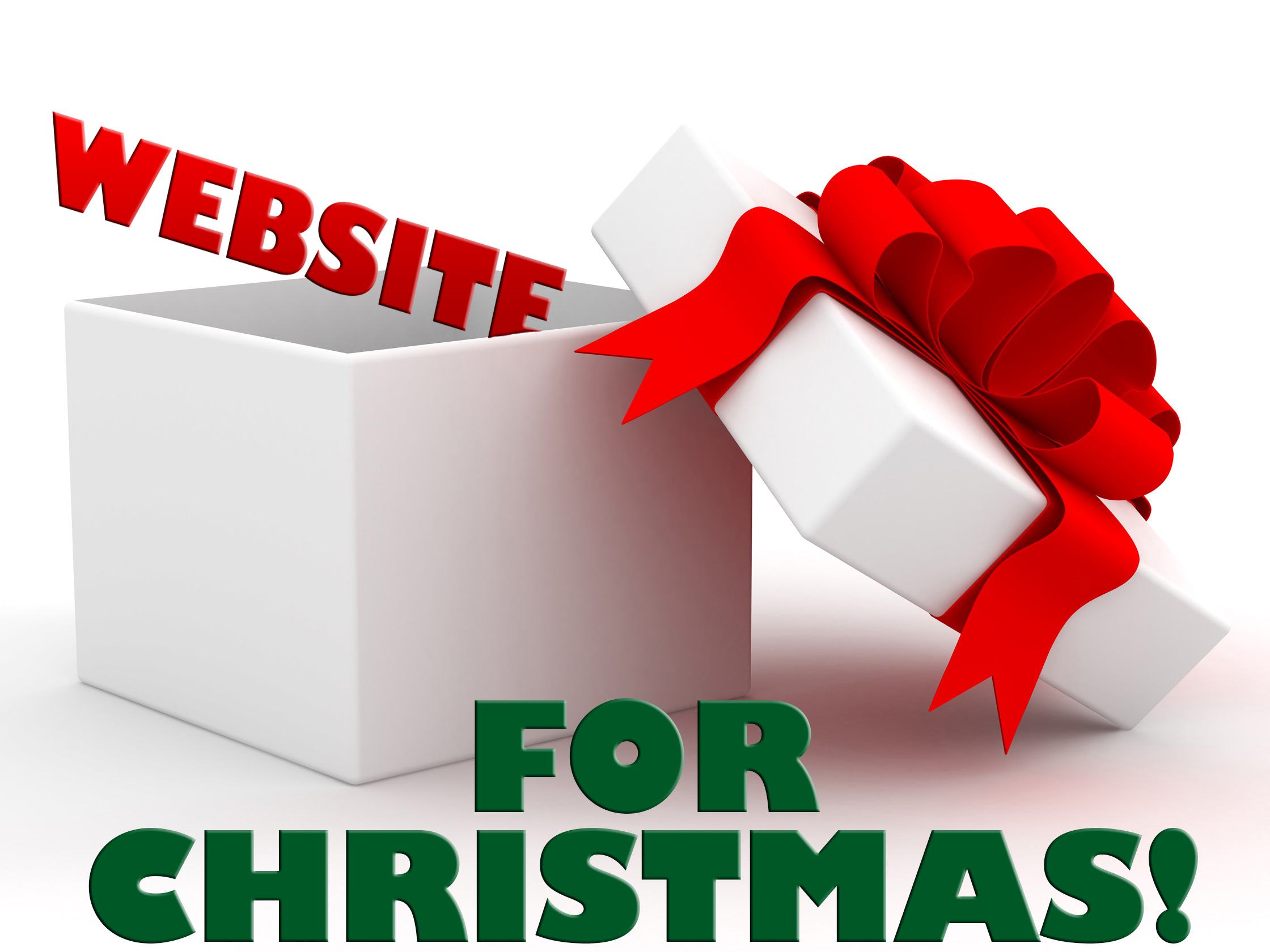 Web Design For Christmas