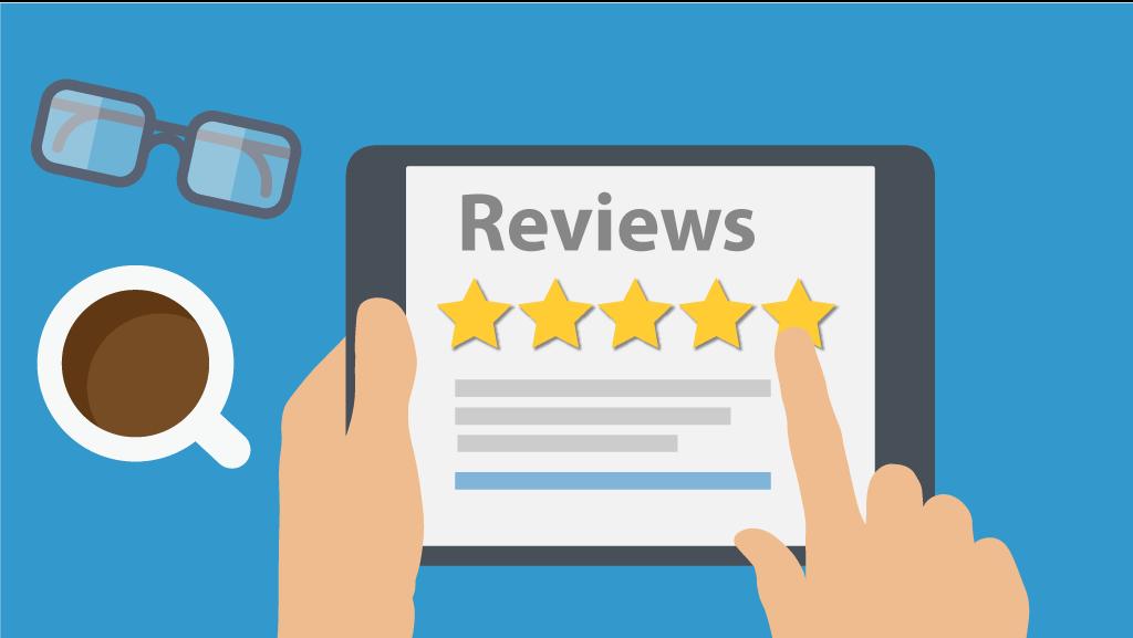 get reviews