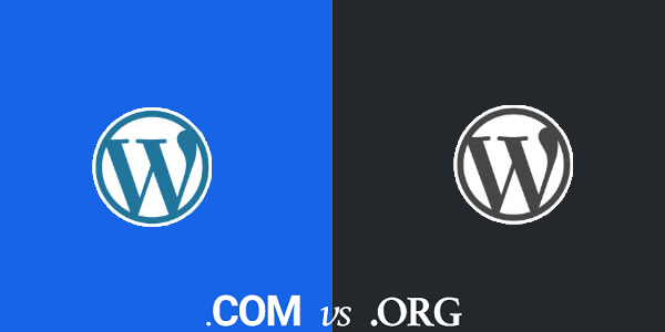 Whats The Difference Between WordPress.org & WordPress.com