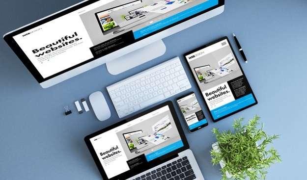 History of website design