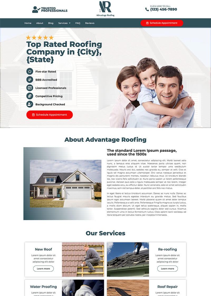 Advantage Home Service Contractor