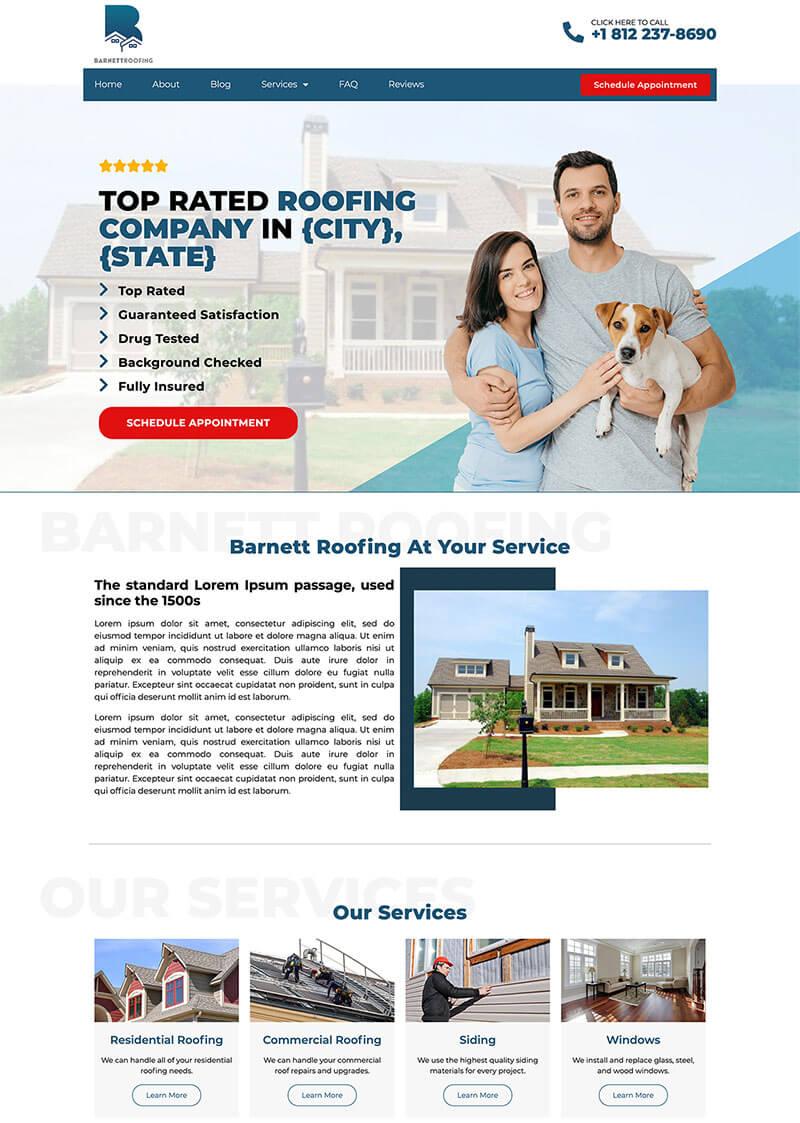 Barnett Home Service